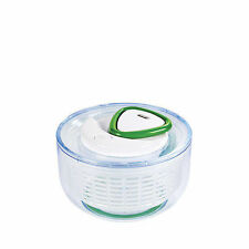 ZYLISS EASY SPIN SMALL SALAD SPINNER WHITE 20CM