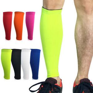 Men Basketball Leg Pads Protectors Outdoor Sports Cycling Running Leg Sleeves