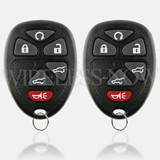 2007-2014 TAHOE Keyless Entry Remote Control Car Key Fob for CHEVROLET OUC60270