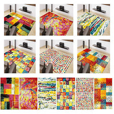 Türkische Wohnraum-Teppiche mit Patchwork-Muster