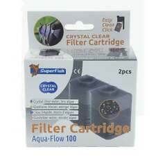 Superfish Aqua-flow 100 Crystal Clear Cartridge Filter