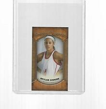 2014 UPPER DECK GOODWIN CHAMPIONS BASKETBALL MINI SKYLAR DIGGINS #15