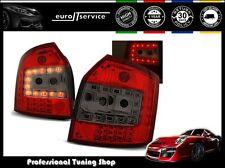 FEUX ARRIERE ENSEMBLE LDAU35 AUDI A4 2000 2001 2002 2003 2004 AVANT LED RED