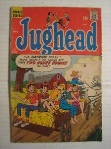 1967 Archie Series Comic Book; # 150; Jughead; November; Hay Rack Ride