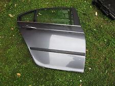 BMW E46 320i Limo  3er  Tür Hinten Rechts  Stahlgrau Metallic