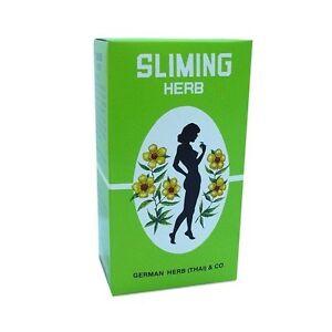 50 BAGS GERMAN HERB SLIMMING DIET TEA FAT BURN SLIM FIT FAST DETOX LAXATIVE