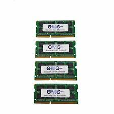 32GB (4x8GB) Memory RAM for Lenovo ThinkPad W530 Series Notebook A6