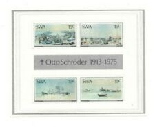 SPECIAL LOT South West Africa 1975 380-3a - Historic Sites - 25 S/S w 4v ea -MNH