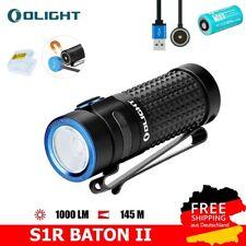 Olight S1R Baton II 1000 Lumen USB Magnetische Wiederaufladbare EDC Taschenlampe