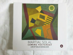 Martial Solal - Coming Yesterday: Live At Salle Gaveau 2019 (CD) NEU