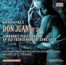 Braunfels: Don Juan, Op. 34, New Music