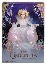 Barbie Poupée Doll ❤️ Fairy Godmother Marraine Fée ❤️ Cinderella Cendrillon Film