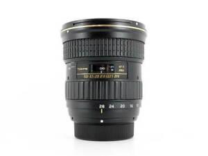 Tokina 12-28mm f/4 AT-X Pro DX Wide Angle nikon lens