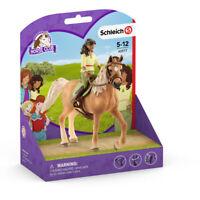 SCHLEICH Horse Club Sarah & Mystery Toy Figure
