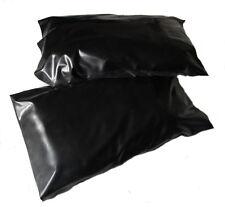 Latex rubber pillow case set (2) for fetish playroom various colour 45cm x 70cm