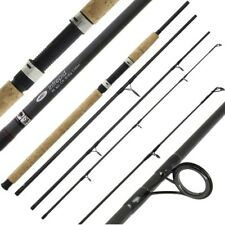 NGT Intrepid 9 FT 4 Piece Travel Fishing Rod Carbon Carp Pike Sea Spinning
