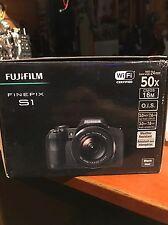 Fujifilm FinePix S1 16.0 MP Digital Camera w/ Super EBC Fujinon Lens