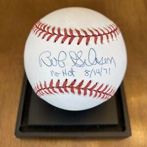 Bob Gibson Signed Autographed Official National League Baseball Steiner COA