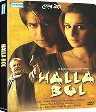 HALLA BOL (2008) AJAY DEVGAN, VIDYA BALAN - BOLLYWOOD HINDI DVD
