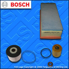 SERVICE KIT for TOYOTA PROACE 2.0 D BOSCH OIL AIR FUEL FILTERS (2013-2016)