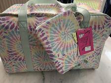 Betsey Johnson Luv Betsey Weekender Travel Bag W/ Wristlet Lbcruis.