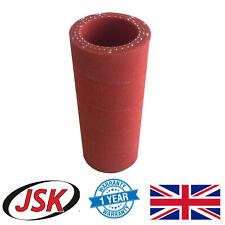 More details for genuine cummins turbo oil drain red silicone hose plain 6bt 6bta 4bt for daf