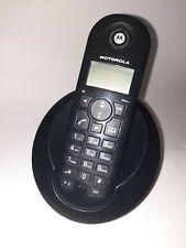 Motorola C601 Digital Cordless Phone - Handset & Dock. FREE DELIVERY!!