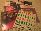 BULK LOT OF VINYL LP RECORDS VARIOUS ARTISTS