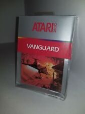 NEW SEALED W/CRUSHED BOX VANGUARD GAME FOR ATARI 2600 PAL VER( NOT FOR USA)  A6
