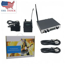 EW300 IEM G3 Stage UHF 572-603MHz Wireless In-Ear Headphones Monitor System US