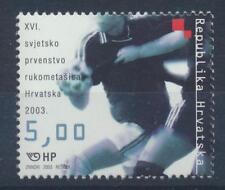 Kroatien 669 postfrisch / Handball .............................................