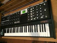 Limited BLACK MOOG MINIMOOG VOYAGER XL SYNTHESIZER KEYBOARD,  // ARMENS