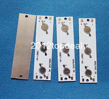 10pcs 20mm x 75mm Aluminium PCB Circuit Board for 3PCS x 1W,3W,5W LED In Series