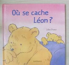 Ou Se Cache Leon? - John Prater