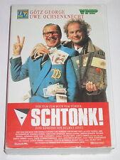 Schtonk - VHS/Komödie/Götz George/Uwe Ochsenknecht/Harald Juhnke/VMP
