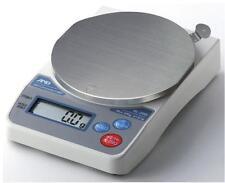 A&D HL-2000iVP Compact Portable Lab Food Portion Scale 2000X1g,Battery/AC/Case