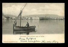 Egypt Panoramic view of Suez and Tacka 1906 u/b PPC