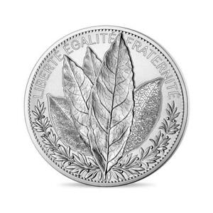 FRANCE 20 Euro Argent Laurier 2021
