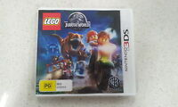 Lego Jurassic World Nintendo Game for 3DS, 3DS XL and 2DS Brand New PAL Version