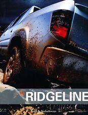 2006 Honda Ridgeline Truck 30-page BIG Original Car Sales Brochure Catalog