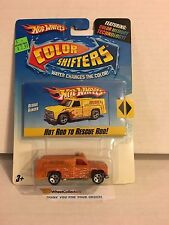 Rescue Ranger * Color Shifters Hot Wheels * L4