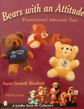 BOEK/LIVRE : Bears with an Attitude (teddy beer ours nounours