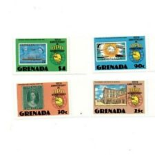 Grenada - 1982 - U.P.U. - Set Of 4 Stamps - Mnh