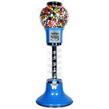 4' Whirler Spiral CANDY Vending Machine - BLUE