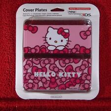 COVER PLATES hello kitty - New Nintendo 3DS ~ Brand New & Sealed
