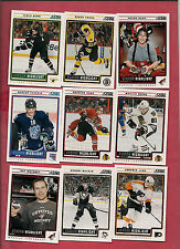 2012-13 SCORE JAGR + MALKIN + KANE  SEASON HIGHLIGHT CARD
