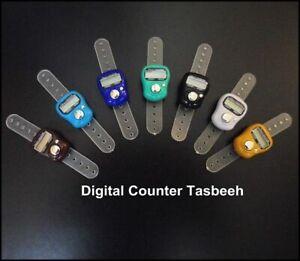 Ring Finger Digital Counter Tasbeeh Tasbih Tasbeh Bulk Assorted
