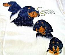 """Gordon Setter T-shirt """" Natural """" Lg ( 42 ~ 44 )"""