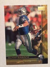 2000 Skybox #137 - Jon Kitna - Seattle Seahawks