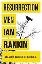 Resurrection Men by Ian Rankin   Paperback Book   9780752883656   NEW